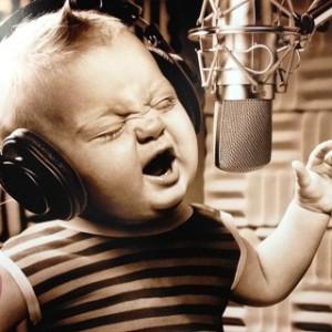 enfant rockstar