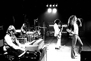led zepplin en concert