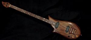 guitare a trois cordes